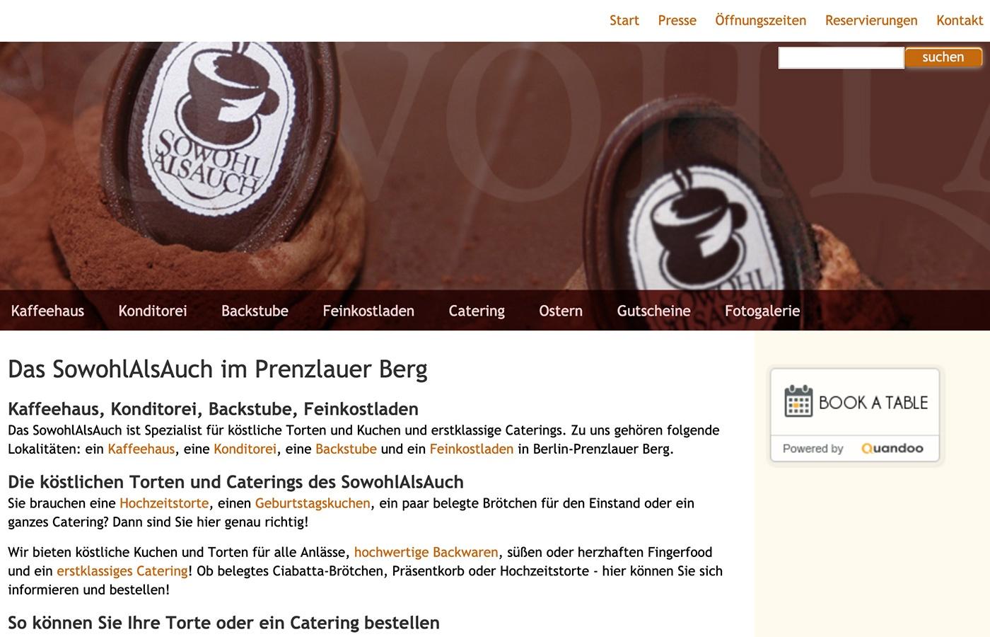 Webseitenpflege und redaktionelle Betreuung mit TYPO3